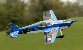 "New 2007 Giles-202 Version 2 140 - 71"" Engine Powered Aerobatic Remote Controlled Aircraft CMP-Gas-Giles140-Version2"