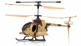 New 3.5 Channel 3319B Photo/Video taking RC Helicopter RTF with Built in Gyro + Camera (Camo) RC Remote Control Radio