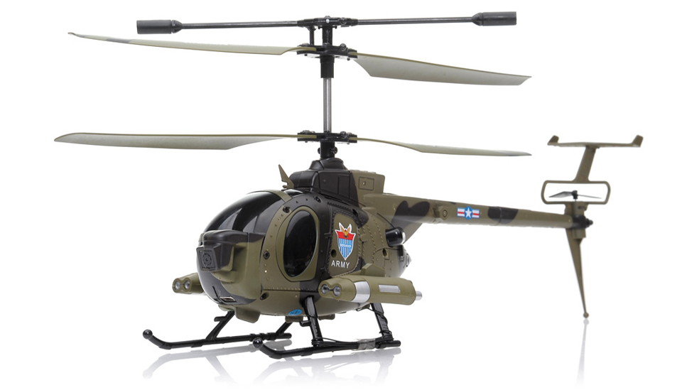 3.5 Channel 3319B Photo/Video taking RC Helicopter RTF with Built ...