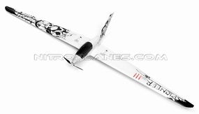 """NEW 4 Channel AirWingRC Pioneer Glider 96"""" Electric RC Airplane Kit RC Remote Control Radio"""