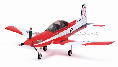 New Art Tech PC-9 Scale 2.4Ghz 4 Channel RC Model Plane War Bird  RTF 2.4Ghz RC Remote Control Radio