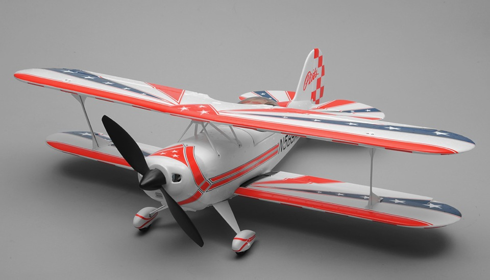 New Art Tech Pitts Biplane 3D 4 Channel RC Remote Control Airplane X Wing Rc Wiring Diagram on