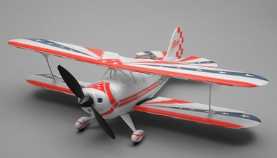 New Art Tech Pitts Biplane 3D 4 Channel RC Remote Control Airplane ARF RC Remote Control Radio