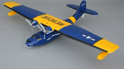 New CMP Fiberglass PBY Catalina 1800mm RC Electric Powered Seaplane ARF RC Remote Control Radio