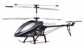 New Double Horse 9101 3-Channel Co-Axial Remote Control RC Helicopter w/ Built in Gyro RC Remote Control Radio