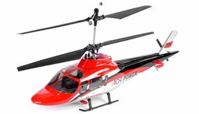 New Dynam 4 Channel Vortex 370 V2 Co-Axial RC Helicopter RTF + 2.4GHz Transmitter RC Remote Control Radio