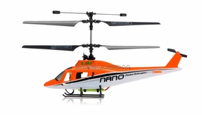 New Esky 2.4G Nano RTF 4 Channel Mini Helicopter  Orange RC Remote Control Radio