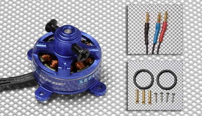 New Exceed RC Legend Motor 1805-2000Kv for Light Weight Planes & Small Quads