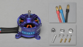 New Exceed RC Legend Motor 2208-1400Kv for Light Weight Planes & Small Quads