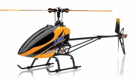 NEW!! Exceed RC XH400 FLYBARLESS Metal Edition Helicopter w/ 6CH 2.4Ghz DEVO-7 Transmitter RTF Combo RC Remote Control Radio