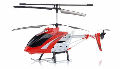 New Hawkspy LT-711 3.5CH RC Helicopter W/ Spy Camera (Red) 29h-hawkspy-lt-711-red