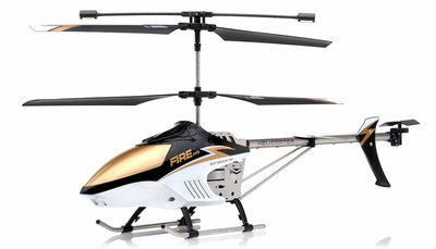 NEW Hokage 3.5 Channel RC helicopter RTF with Gyro + LED Transmitter (Black) RC Remote Control Radio