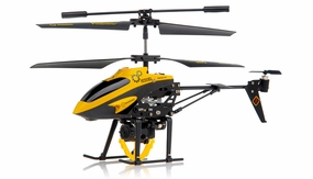 Hornet 3.5 Channel Infrared RC Transport Helicopter RTF with Carrier RC Remote Control Radio