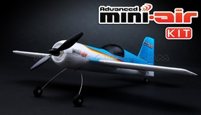 New Mini-Air 4 Channel Brushed SU26 3D Aerobatic RC plane Kit RC Remote Control Radio 11A026-SU26-KIT