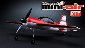 New Mini-Air  4 Channel Brushed Yak54 3D Aerobatic RC plane Kit RC Remote Control Radio 11A200-YAK54-KIT