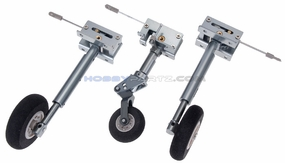 New Suspension Metal legs retracts For F9F-8 Cougar