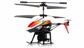 New V319 3.5 Channel Water Spraying RC Helicopter RTF with Built in Gyro RC Remote Control Radio