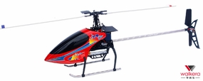 New Walkera 7 CH Dragonfly 1#B CCPM 3D Aerobatic Radio Remote Control Electric RC Helicopter RTF WalkeraHeli_1B