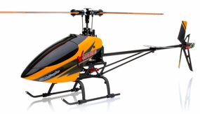 Walkera V400D02 FLYBARLESS Metal Edition Helicopter w/ 6CH 2.4Ghz DEVO-7 Transmitter RTF Combo RC Remote Control Radio