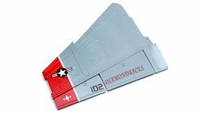 One Pc of  Left Main Wing-Red 69A918-01-MainWingLeft-Red