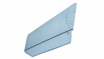 One Pc of Left Tail Wing-Grey 69A918-05-TailWingLeft-Grey