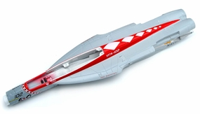 One Pc of  Painted Fuselage-Red 69A918-04-Fuselage-Red