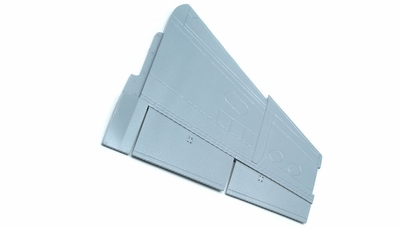 One Pc of Right Main Wing-Grey 69A918-02-MainWingRight-Grey