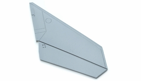 One Pc of Right Tail Wing-Grey 69A918-06-TailWingRight-Grey