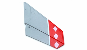 One Pc of Right Tail Wing-Red 69A918-06-TailWingRight-Red
