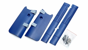 One Set Of LandingGearCover-Blue 69A918-10-LandingGearCover-Blue
