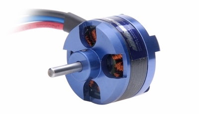 Optima 300 Brushless Motor 2208-1380KV 85W D:28,L:21,shaft:3.17