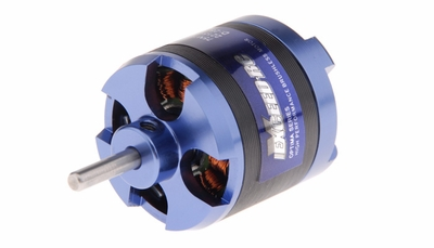 Optima 400 Brushless Motor 2215-740KV 100W D:28,L:30,shaft:3.17