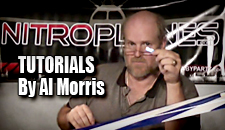 R/C Airplane Build Videos by Al Morris