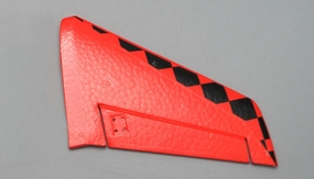Right Tail Wing (Red) 69A501-04-TailWingRight-Red