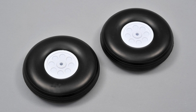 "Rubber PU Wheels 4.50""XH30mm FM10-218"