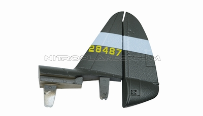 Rudder 93A47-04-Green