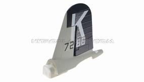 Rudder (Gray) 93A304-04-Rudder-Gray