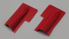 Servo Cover (Red) 05A330-09-ServoCover-Red