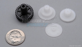 Servo Gear Set for A102 D222 D226 B1222 D122F D126F 33P-Gear-5014