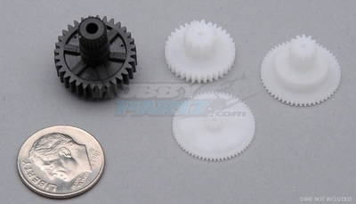 Servo Gear Set for A109 A101 D221 D225 s1213 B1221 D121F D125F 33P-Gear-5013