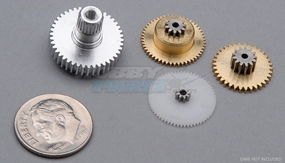 Servo Gear Set for D227 D223F 33P-Gear-5021