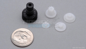 Servo Gear Set for D655 D656 D115F D133F 33P-Gear-5025