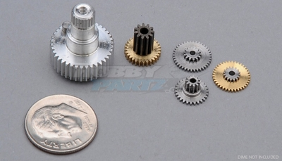 Servo Gear Set for D770 HV211F 33P-Gear-5027