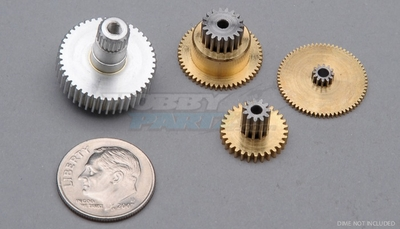 Servo Gear Set for D771 HV212F 33P-Gear-5028