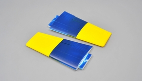 side wing set(blue) 60P-CTL-02-blue