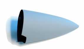 Silver Nose Cone Parts-ExceedF18_06A05-NoseCone