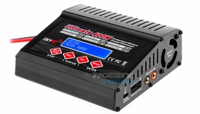 Sky RC Ultimate400 Li-ion/Fe/Polymer 1-6 cells   NiCd/NiMH battery 1-18 cells Charger w/LCD Display