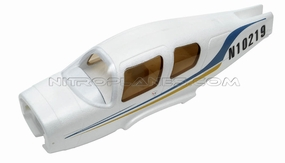 Sky Trainer 400 Fuselage (White) 93A400-01-White-Fuselage