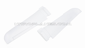 Sky Trainer 400 Main wing set (White) 93A400-02-White-MainWingSet