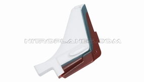 Sky Trainer 400 Rudder (Red) 93A400-04-Red-Rudder